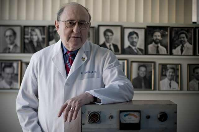 Bernard Lown, MD