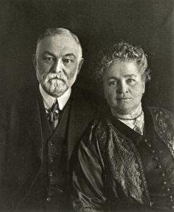 John Munro & Mary Beecher Longyear