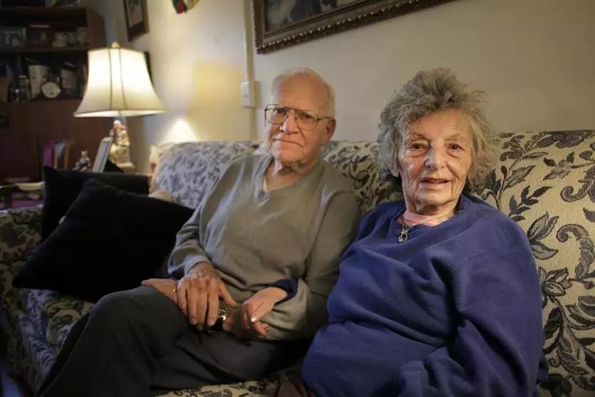 Bernie and Dolly Wax