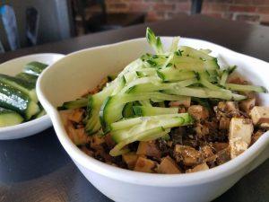 Vegetarian Dan Dan Noodles