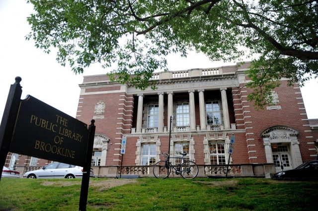 The Public Library Of Brookline
