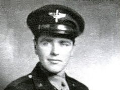 U.S. Army Air Forces pilot 1st Lt. Allen R. Turner